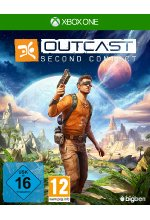 Outcast - Second Contact Cover