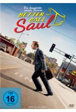 Better Call Saul - Die komplette zweite Staffel  [3 DVDs] DVD-Cover