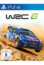 WRC 6 Cover