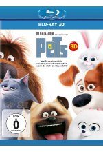 Pets Blu-ray 3D-Cover