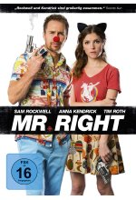Mr. Right DVD-Cover