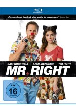 Mr. Right Blu-ray-Cover
