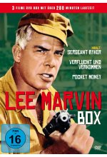 Lee Marvin - Box DVD-Cover