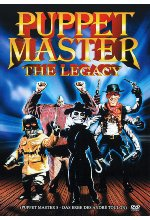 Puppet Master - The Legacy - Uncut  (Puppet Master 8) DVD-Cover