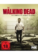 The Walking Dead - Die komplette sechste Staffel - Uncut  [6 BRs] Blu-ray-Cover