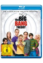 The Big Bang Theory - Staffel 9  [2 BRs] Blu-ray-Cover
