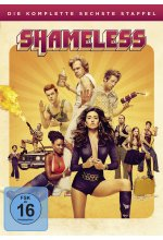 Shameless - Staffel 6  [3 DVDs] DVD-Cover