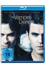 The Vampire Diaries - Staffel 7  [3 BRs] Blu-ray-Cover