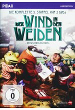 Der Wind in den Weiden - Staffel 5  [2 DVDs] DVD-Cover
