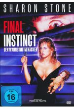 Final Instinct DVD-Cover