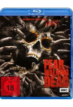 Fear the Walking Dead - Die komplette zweite Staffel - Uncut  [4 BRs] Blu-ray-Cover