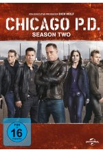 Chicago P.D. - Season 2  [6 DVDs] DVD-Cover