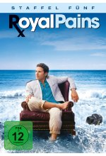 Royal Pains - Staffel 5  [3 DVDs] DVD-Cover