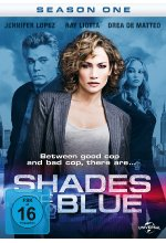 Shades of Blue - Staffel 1  [3 DVDs] DVD-Cover