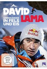 David Lama - Grenzgänger in Fels und Eis DVD-Cover