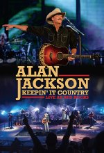 Alan Jackson - Keepin' It Country: Live AT The Red Rocks DVD-Cover