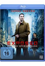 Exposed - Blutige Offenbarung Blu-ray-Cover