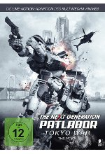 The Next Generation: Patlabor - Tokyo War DVD-Cover