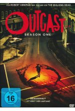 Outcast - Staffel 1  [4 DVDs] DVD-Cover