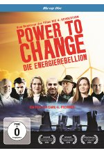 Power To Change - Die EnergieRebellion Blu-ray-Cover