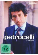 Petrocelli - Staffel 1  [7 DVDs] DVD-Cover