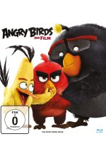 Angry Birds - Der Film Blu-ray 3D-Cover