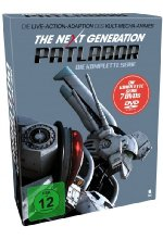 The Next Generation: Patlabor - Die Serie  [7 DVDs] DVD-Cover