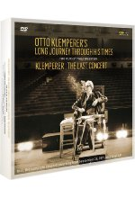 Otto Klemperer - The Long Journey - Limited Edition (+ 2 LPs) [2 DVDs] DVD-Cover