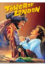 Tower of London - Uncut/Mediabook  [LCE] [3 DVDs] DVD-Cover