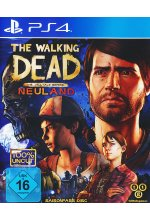 The Walking Dead: A Telltale Games Series - Neuland (Seasonpass Disc) Cover