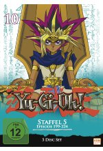 Yu-Gi-Oh! 10 - Staffel 5.2  [5 DVDs] DVD-Cover