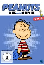 Peanuts - Die neue Serie Vol. 6 (Episode 51-60) DVD-Cover