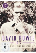 David Bowie 1977  [2 DVDs] DVD-Cover