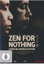 Zen For Nothing DVD-Cover