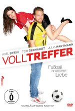 Volltreffer DVD-Cover