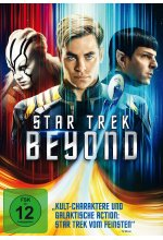 Star Trek 13 - Beyond DVD-Cover