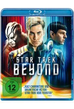 Star Trek 13 - Beyond Blu-ray-Cover