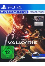 Eve Valkyrie (PlayStation VR) Cover