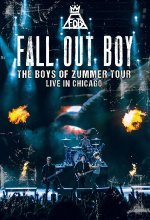 Fall Out Boy - Boys of Zummer: Live in Chicago DVD-Cover
