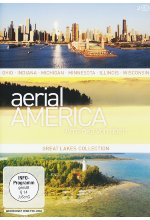 Aerial America - Amerika von Oben - Great Lakes Collection  [2 DVDs] DVD-Cover