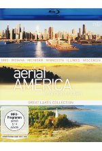 Aerial America - Amerika von Oben - Great Lakes Collection  [2 BRs] Blu-ray-Cover