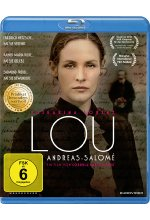 Lou Andreas-Salome -  Softbox mit Booklet im Schuber Blu-ray-Cover