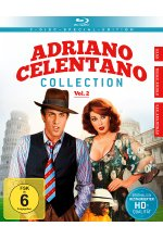 Adriano Celentano - Collection Vol. 2  [SE] [3 BRs] Blu-ray-Cover