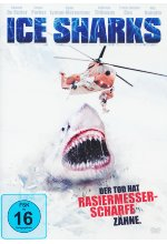 Ice Sharks DVD-Cover