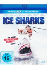 Ice Sharks  (inkl. 2D-Version) Blu-ray 3D-Cover