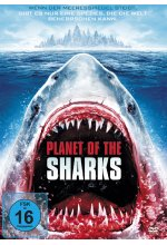 Planet of the Sharks DVD-Cover