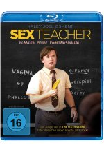The Sex Teacher - Planlos. Prüde. Paarungswillig. Blu-ray-Cover