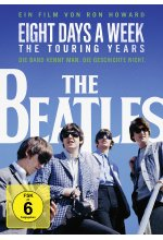 The Beatles: Eight Days A Week - The Touring Years (OmU) DVD-Cover