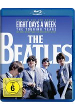The Beatles: Eight Days A Week - The Touring Years (OmU) Blu-ray-Cover