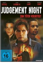 Judgement Night - Zum Töten verurteilt DVD-Cover